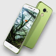Silikon Hülle Handyhülle Ultra Dünn Schutzhülle für Huawei Honor V9 Play Grün
