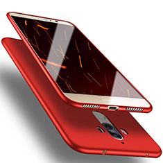 Silikon Hülle Handyhülle Ultra Dünn Schutzhülle für Huawei Mate 10 Pro Rot