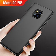 Silikon Hülle Handyhülle Ultra Dünn Schutzhülle für Huawei Mate 20 RS Schwarz