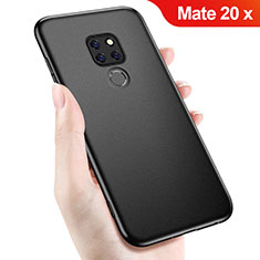 Silikon Hülle Handyhülle Ultra Dünn Schutzhülle für Huawei Mate 20 X 5G Schwarz