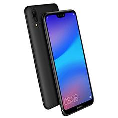 Silikon Hülle Handyhülle Ultra Dünn Schutzhülle für Huawei Nova 3 Schwarz