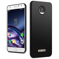 Silikon Hülle Handyhülle Ultra Dünn Schutzhülle für Motorola Moto Z Schwarz