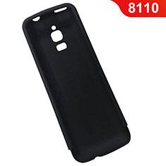 Silikon Hülle Handyhülle Ultra Dünn Schutzhülle für Nokia 8110 (2018) Schwarz