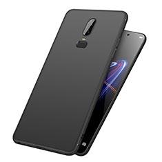 Silikon Hülle Handyhülle Ultra Dünn Schutzhülle für OnePlus 6 Schwarz