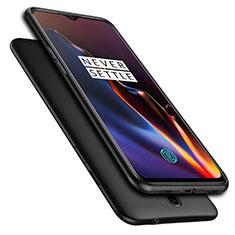 Silikon Hülle Handyhülle Ultra Dünn Schutzhülle für OnePlus 7 Schwarz
