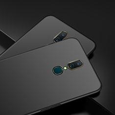 Silikon Hülle Handyhülle Ultra Dünn Schutzhülle für Oppo A9 Schwarz