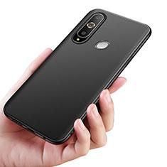 Silikon Hülle Handyhülle Ultra Dünn Schutzhülle für Samsung Galaxy A8s SM-G8870 Schwarz