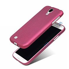 Silikon Hülle Handyhülle Ultra Dünn Schutzhülle für Samsung Galaxy S4 i9500 i9505 Violett