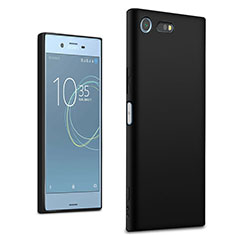 Silikon Hülle Handyhülle Ultra Dünn Schutzhülle für Sony Xperia XZ Premium Schwarz