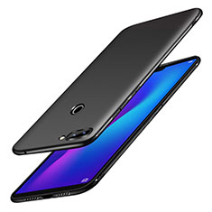 Silikon Hülle Handyhülle Ultra Dünn Schutzhülle für Xiaomi Mi 8 Lite Schwarz