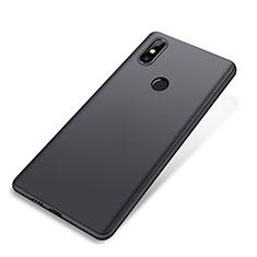 Silikon Hülle Handyhülle Ultra Dünn Schutzhülle für Xiaomi Mi Mix 2S Schwarz