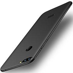 Silikon Hülle Handyhülle Ultra Dünn Schutzhülle für Xiaomi Redmi 6 Schwarz