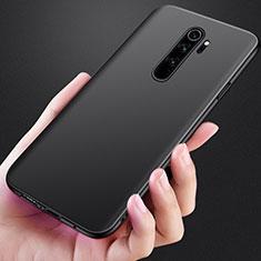 Silikon Hülle Handyhülle Ultra Dünn Schutzhülle für Xiaomi Redmi Note 8 Pro Schwarz