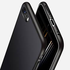 Silikon Hülle Handyhülle Ultra Dünn Schutzhülle H06 für Apple iPhone 6S Plus Schwarz