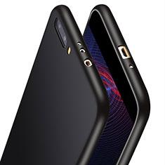 Silikon Hülle Handyhülle Ultra Dünn Schutzhülle S02 für Huawei Honor 6 Plus Schwarz