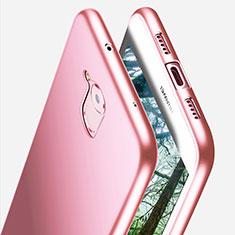 Silikon Hülle Handyhülle Ultra Dünn Schutzhülle S02 für Huawei Honor 6C Rosa