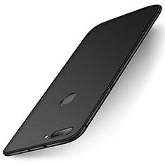 Silikon Hülle Handyhülle Ultra Dünn Schutzhülle S02 für Huawei Honor 8 Pro Schwarz
