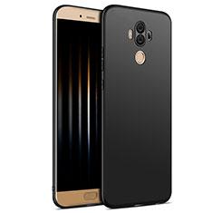 Silikon Hülle Handyhülle Ultra Dünn Schutzhülle S02 für Huawei Mate 10 Pro Schwarz