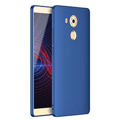 Silikon Hülle Handyhülle Ultra Dünn Schutzhülle S02 für Huawei Mate 8 Blau