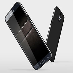 Silikon Hülle Handyhülle Ultra Dünn Schutzhülle S02 für Samsung Galaxy Note 4 SM-N910F Schwarz