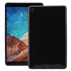 Silikon Hülle Handyhülle Ultra Dünn Schutzhülle S02 für Xiaomi Mi Pad 4 Schwarz