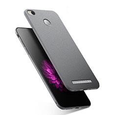 Silikon Hülle Handyhülle Ultra Dünn Schutzhülle S02 für Xiaomi Redmi 3 High Edition Grau