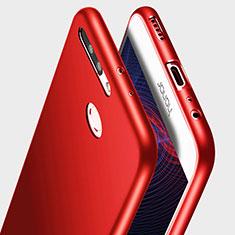Silikon Hülle Handyhülle Ultra Dünn Schutzhülle S03 für Huawei Honor 8 Pro Rot