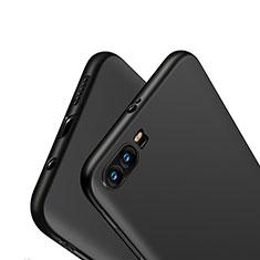 Silikon Hülle Handyhülle Ultra Dünn Schutzhülle S03 für Huawei Honor 9 Schwarz