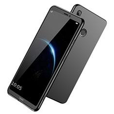 Silikon Hülle Handyhülle Ultra Dünn Schutzhülle S03 für Huawei Honor Note 10 Schwarz