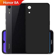 Silikon Hülle Handyhülle Ultra Dünn Schutzhülle S03 für Huawei Y6 Pro (2019) Schwarz