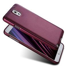 Silikon Hülle Handyhülle Ultra Dünn Schutzhülle S03 für Samsung Galaxy Note 3 N9000 Violett