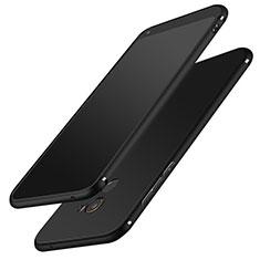 Silikon Hülle Handyhülle Ultra Dünn Schutzhülle S03 für Xiaomi Mi Mix 2 Schwarz