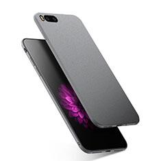 Silikon Hülle Handyhülle Ultra Dünn Schutzhülle S03 für Xiaomi Mi Note 3 Grau