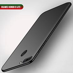 Silikon Hülle Handyhülle Ultra Dünn Schutzhülle S04 für Huawei Honor 9 Lite Schwarz