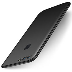 Silikon Hülle Handyhülle Ultra Dünn Schutzhülle S04 für Huawei P9 Schwarz