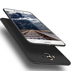 Silikon Hülle Handyhülle Ultra Dünn Schutzhülle S05 für Huawei Mate 10 Schwarz