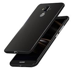 Silikon Hülle Handyhülle Ultra Dünn Schutzhülle S05 für Huawei Mate 9 Schwarz