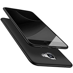 Silikon Hülle Handyhülle Ultra Dünn Schutzhülle S05 für Samsung Galaxy A9 (2016) A9000 Schwarz