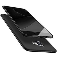 Silikon Hülle Handyhülle Ultra Dünn Schutzhülle S05 für Samsung Galaxy A9 Pro (2016) SM-A9100 Schwarz