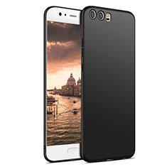 Silikon Hülle Handyhülle Ultra Dünn Schutzhülle S08 für Huawei P10 Schwarz