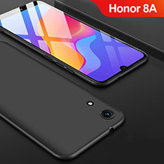 Silikon Hülle Handyhülle Ultra Dünn Schutzhülle S08 für Huawei Y6 Prime (2019) Schwarz