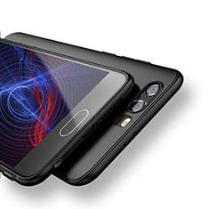 Silikon Hülle Handyhülle Ultra Dünn Schutzhülle S09 für Huawei Honor 9 Schwarz