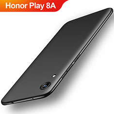 Silikon Hülle Handyhülle Ultra Dünn Schutzhülle S09 für Huawei Honor Play 8A Schwarz