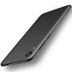 Silikon Hülle Handyhülle Ultra Dünn Schutzhülle S09 für Huawei Y6 (2019) Schwarz