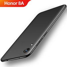 Silikon Hülle Handyhülle Ultra Dünn Schutzhülle S09 für Huawei Y6 Pro (2019) Schwarz