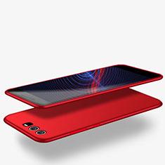 Silikon Hülle Handyhülle Ultra Dünn Schutzhülle S11 für Huawei P10 Rot