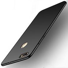 Silikon Hülle Handyhülle Ultra Dünn Schutzhülle Silikon für Huawei Enjoy 7 Schwarz