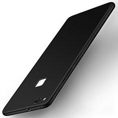 Silikon Hülle Handyhülle Ultra Dünn Schutzhülle Silikon für Huawei P10 Lite Schwarz