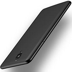Silikon Hülle Handyhülle Ultra Dünn Schutzhülle Silikon für OnePlus 3 Schwarz