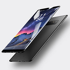 Silikon Hülle Handyhülle Ultra Dünn Schutzhülle Silikon für Samsung Galaxy Note 8 Schwarz